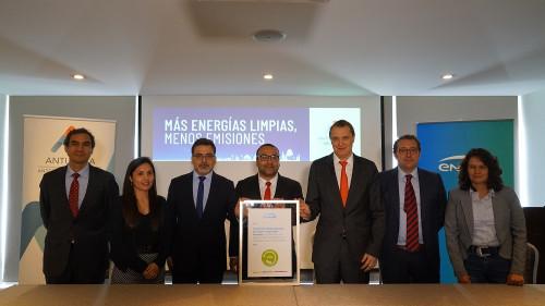 Minera Antucoya operará con energía 100% renovable tras firma de acuerdo con ENGIE