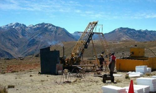 En el segundo semestre comenzará la elaboración del Estudio de Impacto Ambiental del Proyecto Falchani