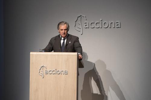 """Presidente de ACCIONA: Nuestro modelo de negocio es estable, predecible y enfocado al crecimiento"""""""