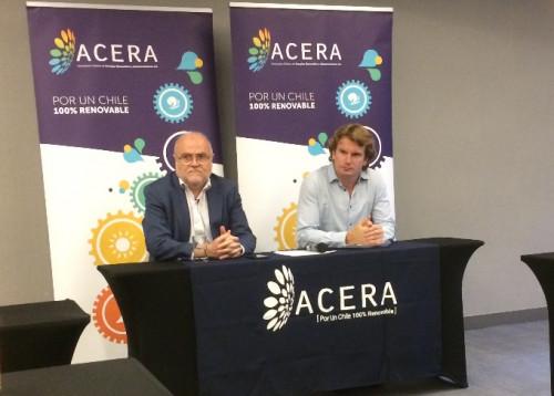 """Acera: El cronograma confirma que las energías renovables son y serán la principal fuente de generación energética de Chile"""""""