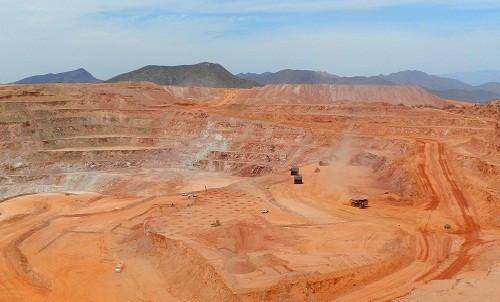 En agosto de 2020 partiría producción de la nueva concentradora de Minera Spence
