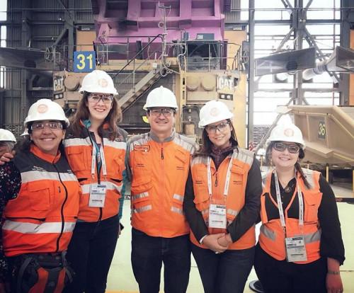 Presidenta de RIM Chile: Es una necesidad urgente incorporar cada vez más talento femenino para avanzar en la era de la industrialización 4.0