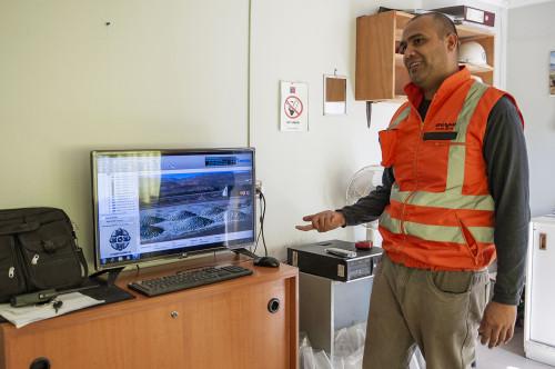 Pequeños productores mineros podrán acceder desde celulares a cámaras que siguen proceso de compra de minerales