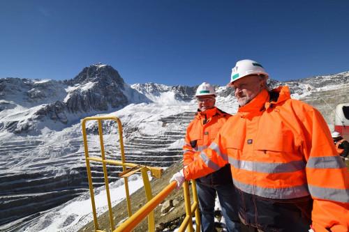 """Ministro Prokurica por iniciativa sobre glaciares: Despachar un proyecto de esta magnitud y profundidad me parece extraordinariamente grave"""""""