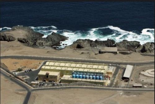La impulsión y desalación de agua de mar sube el consumo de energía en mineras de la región