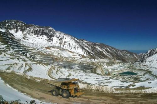 Producción de Anglo American alcanza las 158.900 toneladas durante el tercer trimestre y ajusta proyección anual