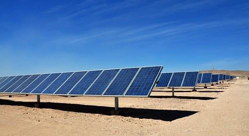 Para mediados de 2020 está previsto iniciar la construcción del parque solar fotovoltaico Sol del Desierto