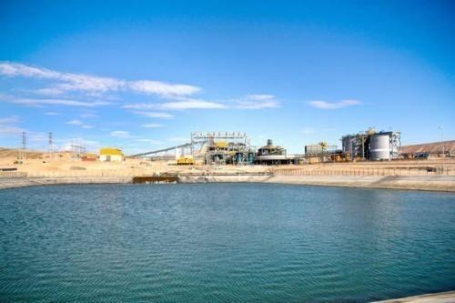 Mineras alcanzan un 74 porciento de recirculación del agua en sus faenas