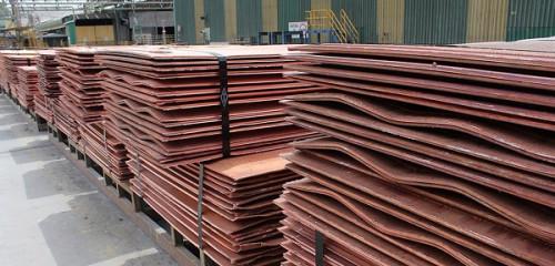 Principales productoras de cobre chinas firman acuerdos de suministro con minera del grupo Luksic