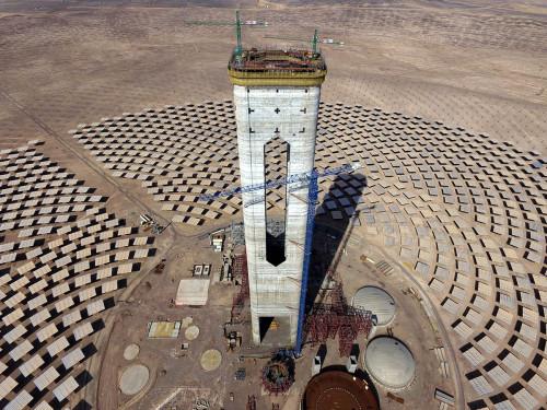 Cerro Dominador: Chile contará con la primera planta de energía termosolar de América Latina