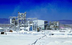 SQM recorta proyección de precio del litio y acción sufre brusca baja