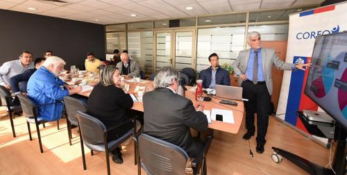 AIA presenta SICEP ante el comité ejecutivo del Clúster Minero Antofagasta