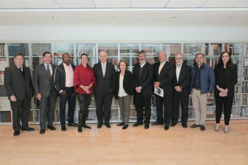 Grupo de diálogo sobre minería en Colombia sostiene reuniones con autoridades mineras de Chile