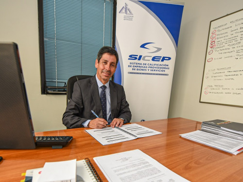 Sicep designa a Ricardo Muñoz como nuevo gerente
