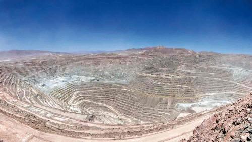 Expansión de Suministro de Agua de Escondida presenta un 40 por ciento de avance en su fase de construcción