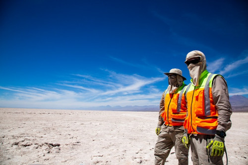 Albemarle lanza campaña para prevenir accidentes laborales