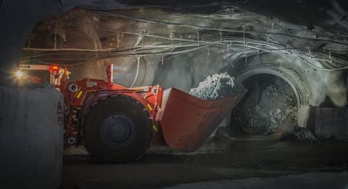 Chuquicamata Subterránea anuncia la extracción de un millón de toneladas