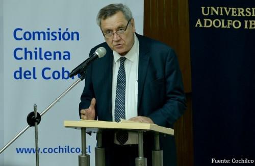 Vicepresidente ejecutivo de Cochilco expone principales hitos dela gestión 2019