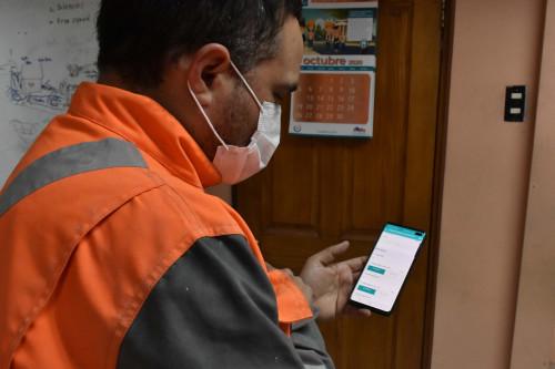 Concentradora de Chuquicamata incorpora formulario de rendimiento de planta en aplicación SisApp de C+