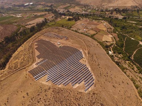 Pequeños Medios de Generación Distribuida lideran proyectos de energía en el país