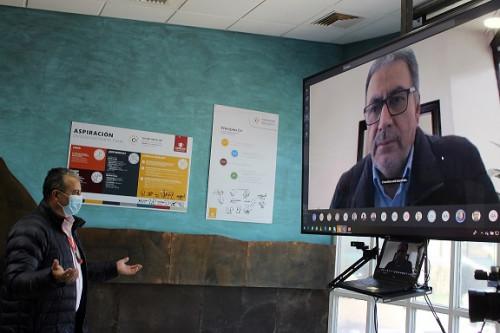 Integrantes de Radomiro Tomic continúan diálogos en torno al desafío de la transformación