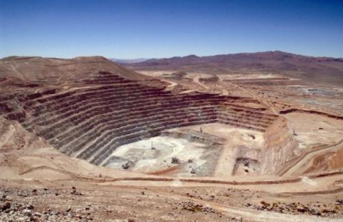 Consumo energético de la industria minera creció 33 por ciento en la última década