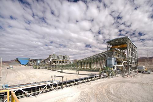 Energía suministrada a Minera El Abra es libre de emisiones