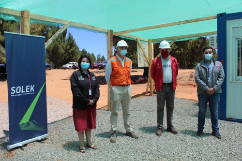 Proyecto Fotovoltaico Quilmo: A la espera de obtener últimos permisos para iniciar su construcción