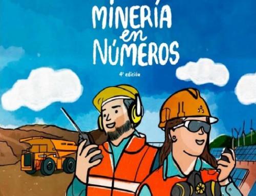 Libro Minería en Números del Consejo Minero está disponible en Biblioteca Digital del MINEDUC
