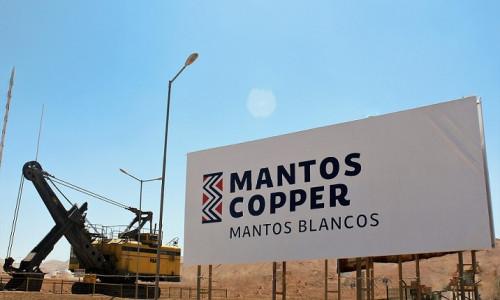 Proyecto Desembotellamiento Concentradora Mantos Blancos registra un 70 por ciento de avance en sus obras
