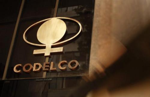 Codelco anuncia modificaciones en su alta dirección
