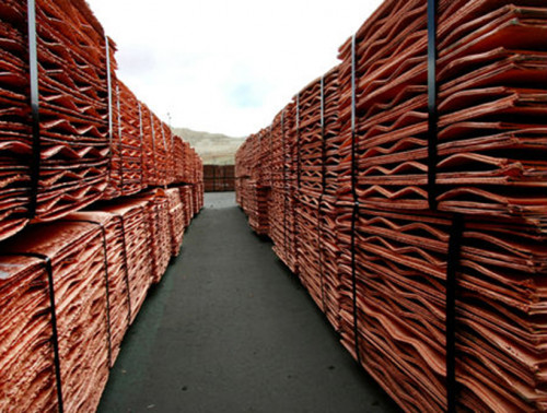 Exportaciones chilenas en febrero aumentan 24,8 por ciento impulsadas por la minería