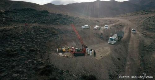 Proyecto San Francisco de Los Andes: Perforaciones avanzan en la Fase 3 del programa
