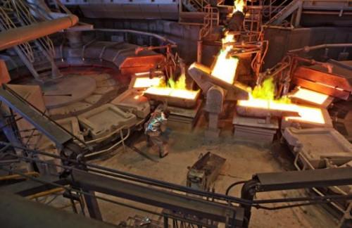Licitan mantenimiento de motores eléctricos, manejo de gases y plantas de limpieza de gases en fundición