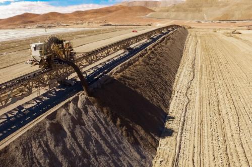 Antofagasta Minerals adopta recomendaciones internacionales para integrar los riesgos del cambio climático en el negocio
